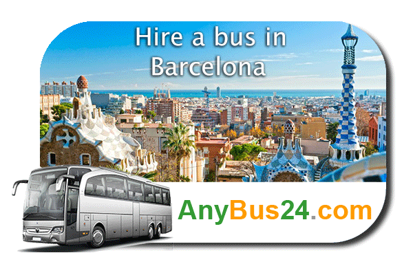 Hire a bus in Barcelona