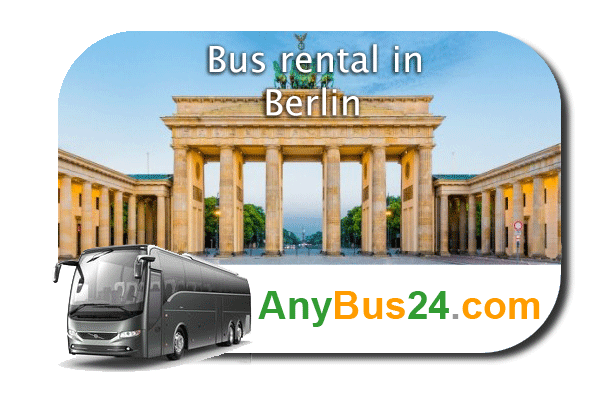 Hire a bus in Berlin