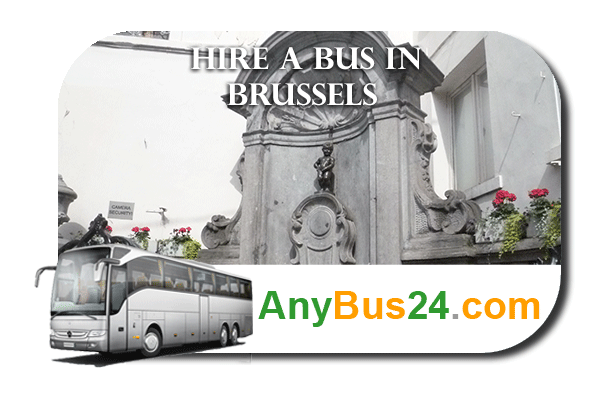 Hire a coach with driver in Brussels