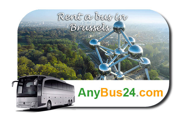 Rental of coach with driver in Brussels