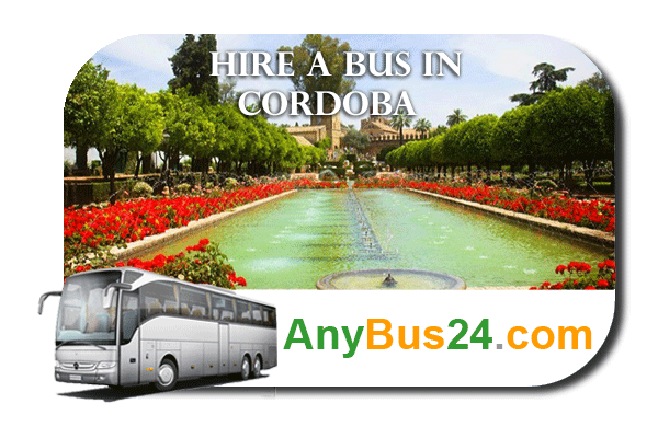 Hire a bus in Cordoba