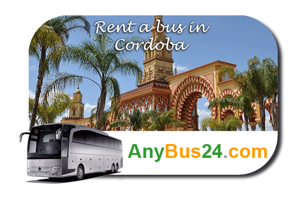 Rent a bus in Cordoba