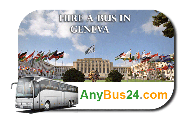 Hire a coach with driver in Geneva