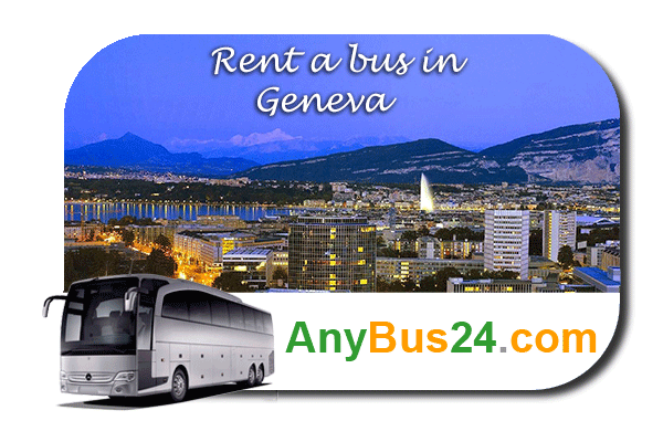 Rental of coach with driver in Geneva