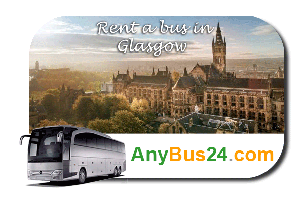Rent a bus in Glasgow