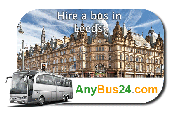 Hire a bus in Leeds