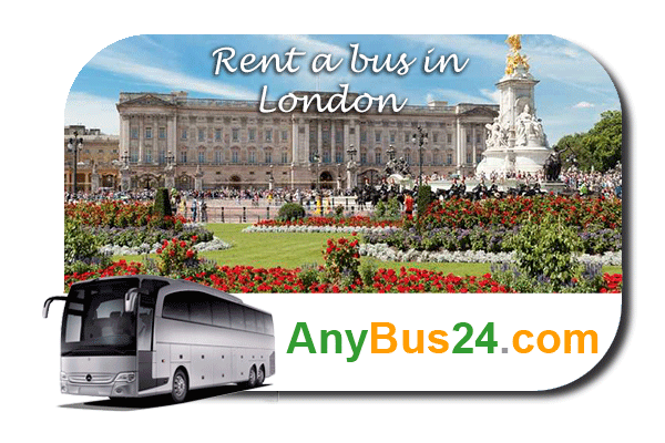 Rent a bus in London