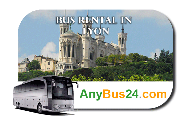 Hire a bus in Lyon