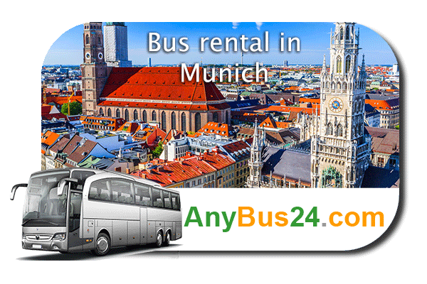 Hire a bus in Munich