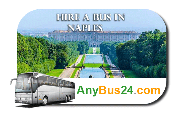 Hire a bus in Naples