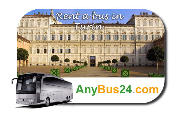 Rental of coach with driver in Turin