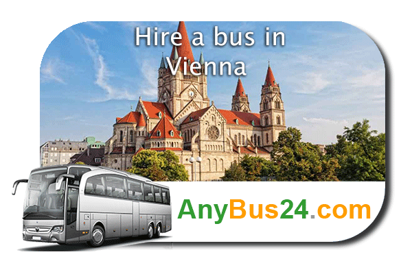 Hire a bus in Vienna