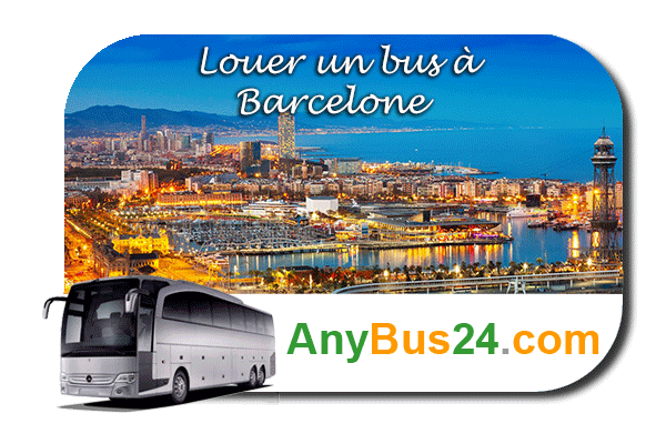 Location d'autobus à Barcelone