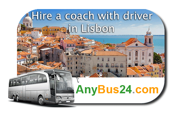 Hire a coach with driver in Lisbon