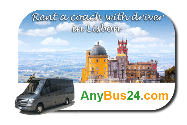 Rental of coach with driver in Lisbon