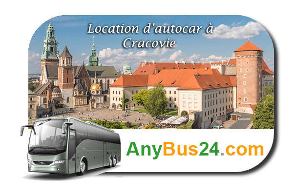 Location d'autocar à Cracovie
